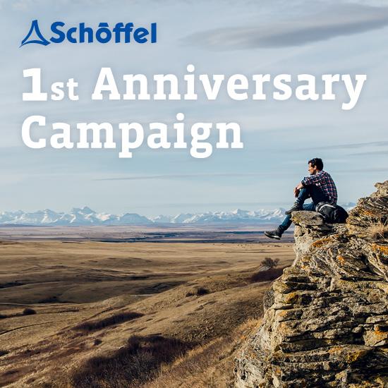 Schoffel 1st Anniversary Campaign