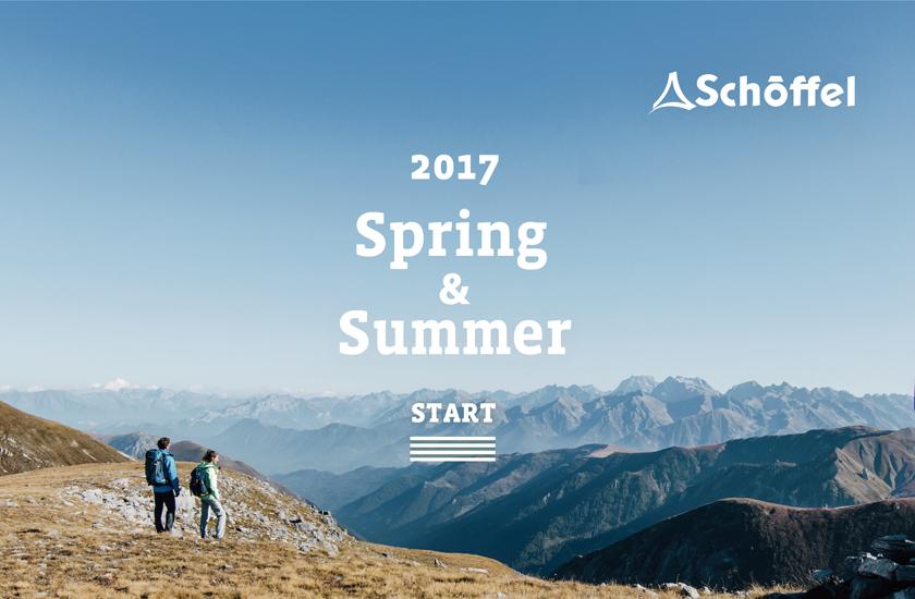 2017 SPRING & SUMMER START