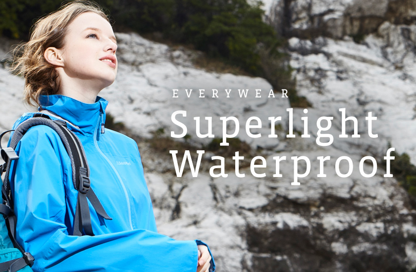 SUPERLIGHT WATERPROOF